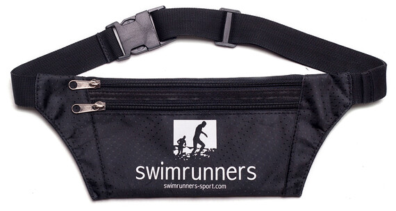 Swimmrunners Waist Bag Black